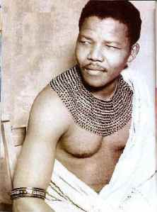 Young Mandela Africa Fighting
